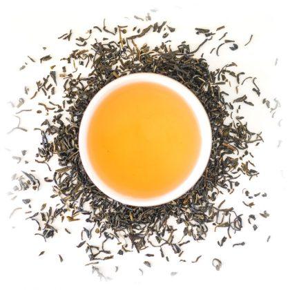 groene thee blaasontsteking